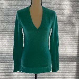 Aqua 100% Cashmere Sweater Sz M